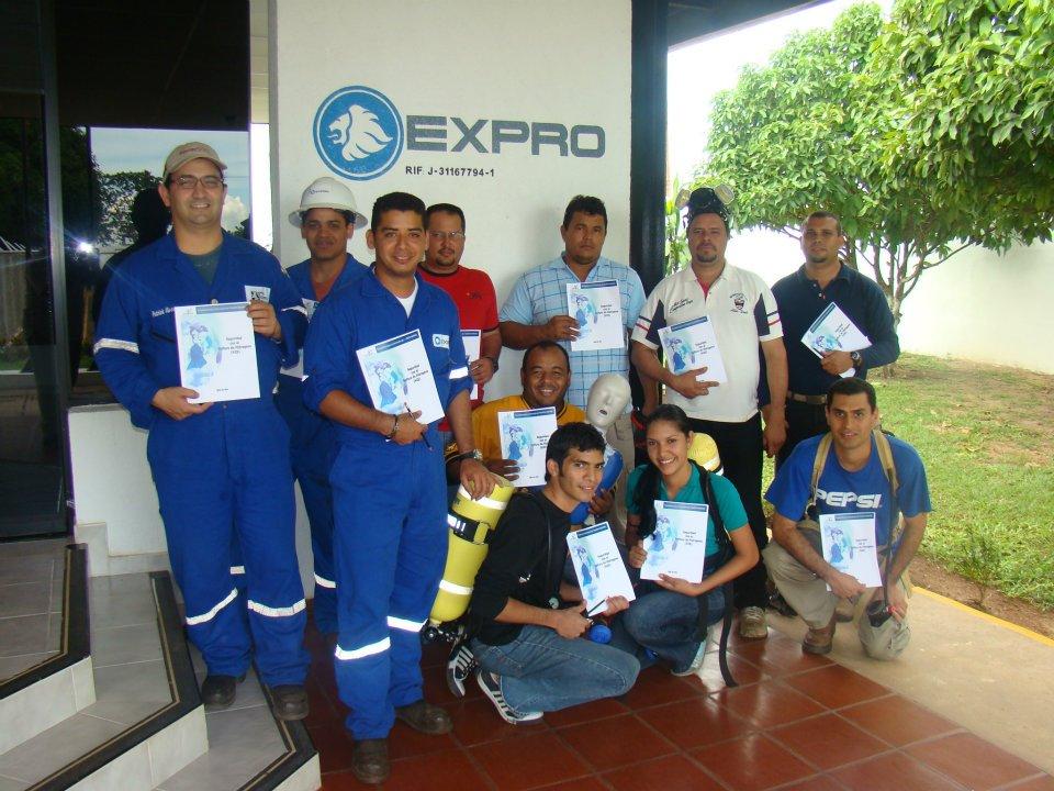 Certificación en Seguridad con el H2S - EXPRO GROUP