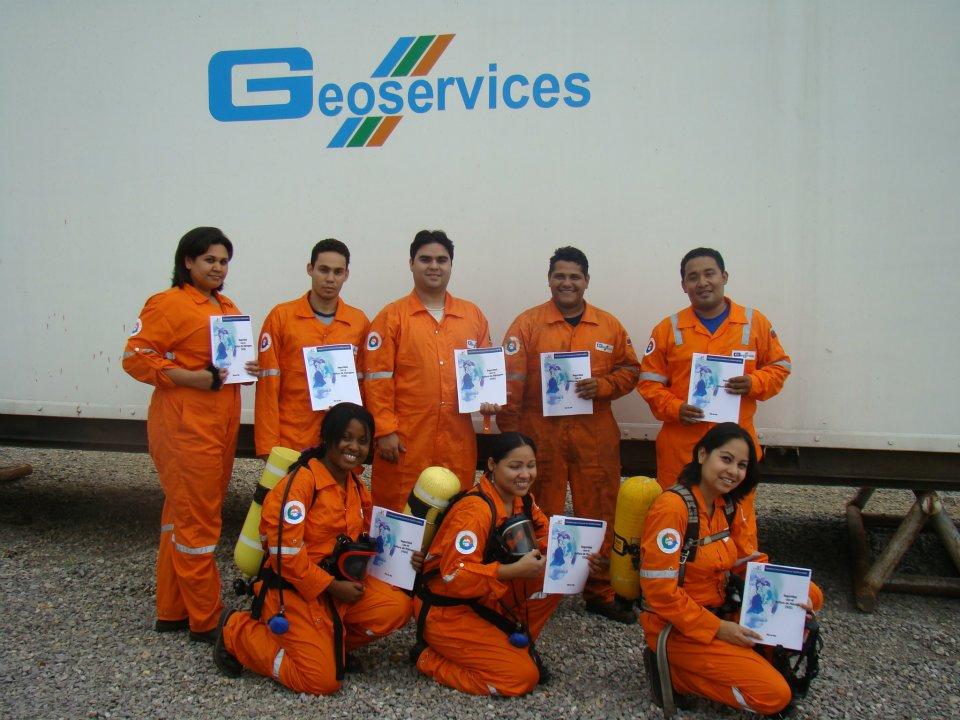 Certificación en Segruidad con el H2S - GEOSERVICES