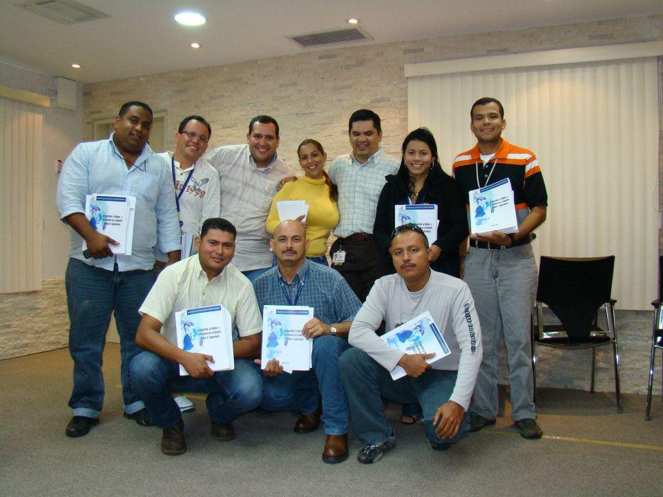 Certificacion SIAHO Modulo C Supervisorio SCHLUMBERGER y PDVSA SERVICIOS