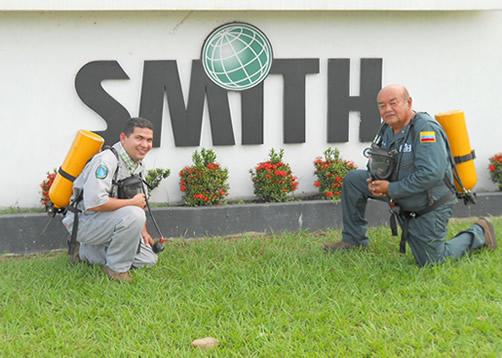 Certificación en Segruidad con el H2S - SMTIH 1