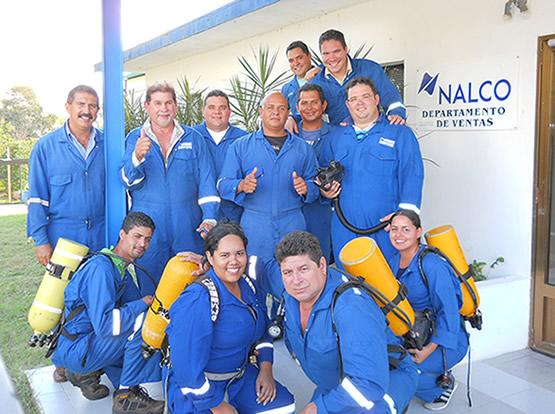 Certificación en Seguridad con el H2S - NALCO