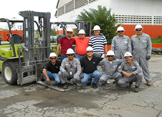 Certificacion de Operadores de Montacargas - MI SWACO 1