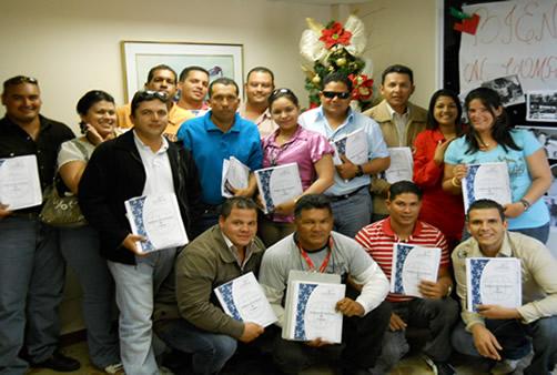 Certificacion en Sistema de Permisos de Trabajo - WEATHERFORD 1
