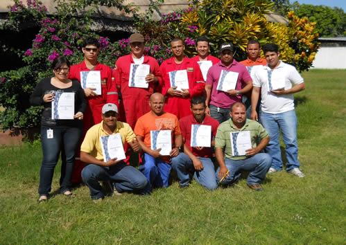 Certificacion en Sistema de Permisos de Trabajo - WEATHERFORD