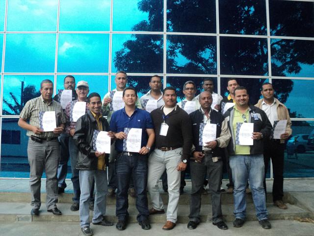 Certificacion SIAHO Modulo C Supervisorio ESVENCA 2