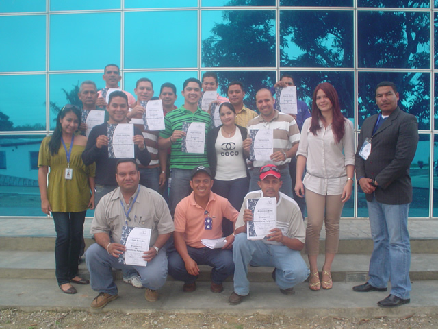 Certificacion en Evaluacion de Atmosferas Peligrosas - ESVENCA 1