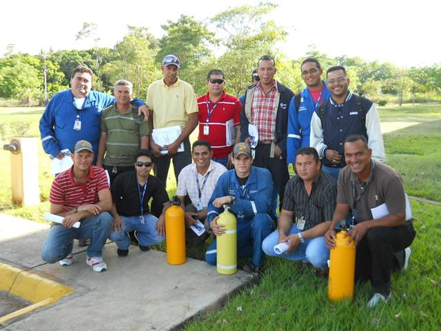Certificación en Seguridad con el H2S - SCHLUMBERGER