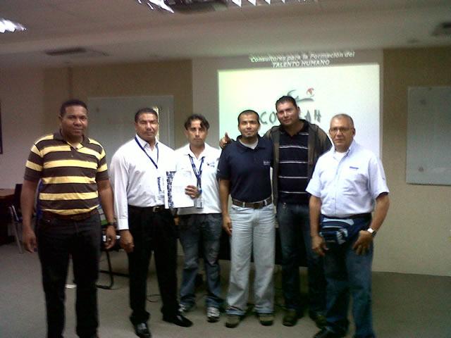 Certificacion SIAHO Modulo C Supervisorio SCHLUMBERGER