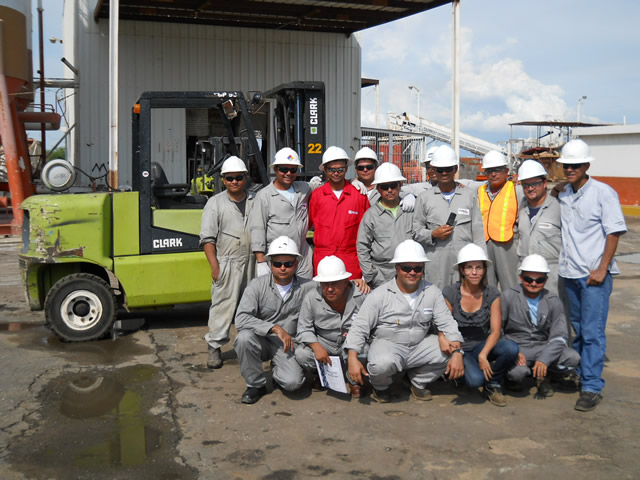 Certificacion de Operadores de Montacargas - MI SWACO