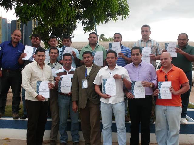 Certificacion en Evaluacion de Atmosferas Peligrosas - ESVENCA