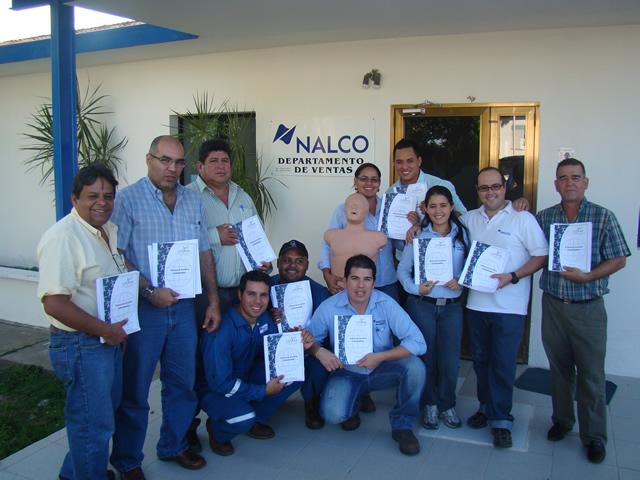 Primeros Auxilios - NALCO