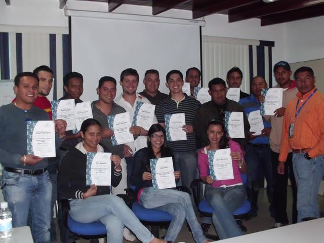 Certificacion SIAHO Modulo B Basico - ESVENCA
