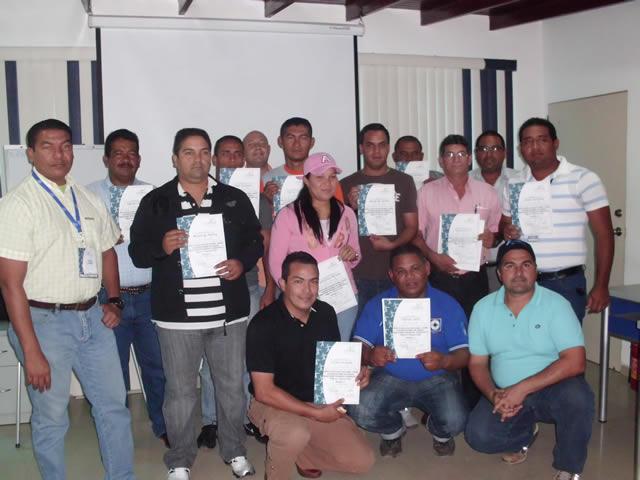 Certificacion SIAHO Modulo C Supervisorio ESVENCA