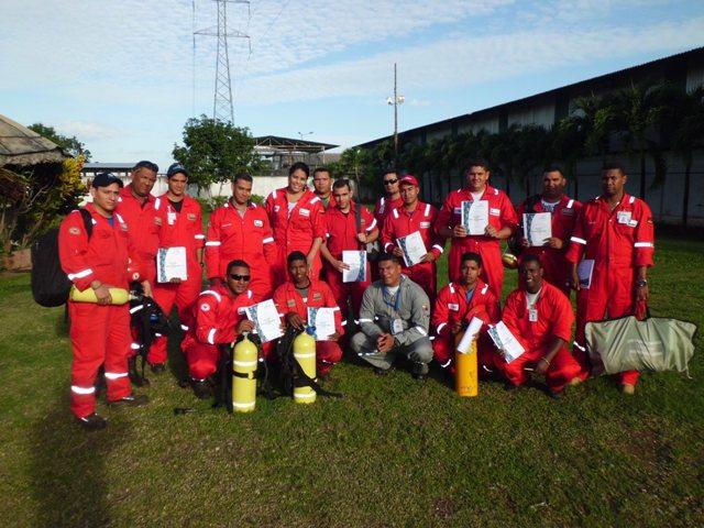 Certificación en Seguridad con el H2S - WEATHERFORD