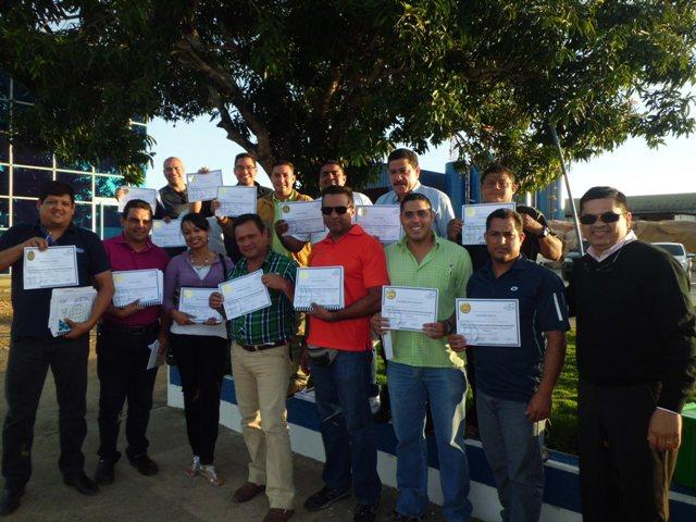 Certificación Integral SIAHO Módulo C (ESVENCA)
