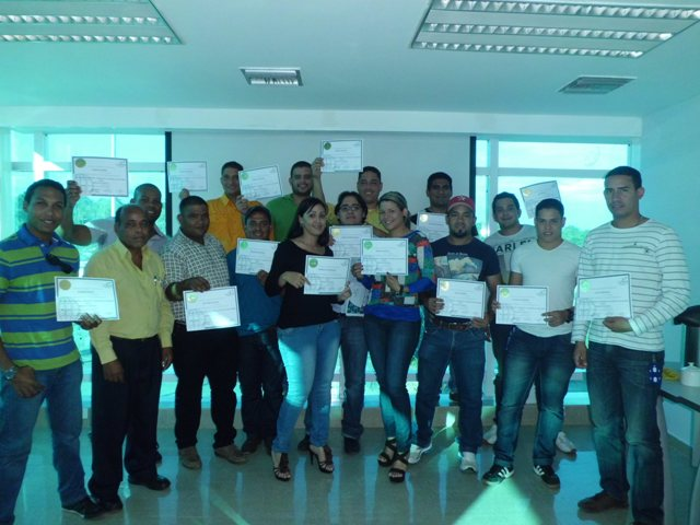 Certificacion SIAHO Modulo B Basico- ESVENCA