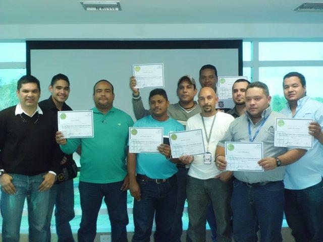 Certificación Integral SIAHO Modulo C (ESVENCA)
