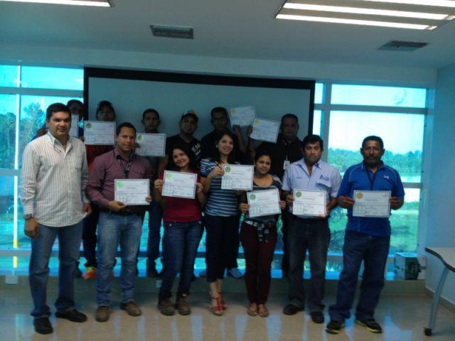 Certificación Integral SIAHO Módulo B (ESVENCA)