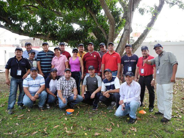 Programa RETHO Unidad III Trabajo en Equipos (PDVSA Servicios)