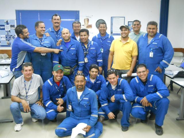 Re-Certificación Operadores de Grúas Telescópicas (SCHLUMBERGER)