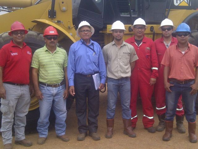 Certificación Operadores de Montacargas (WEATHERFORD)