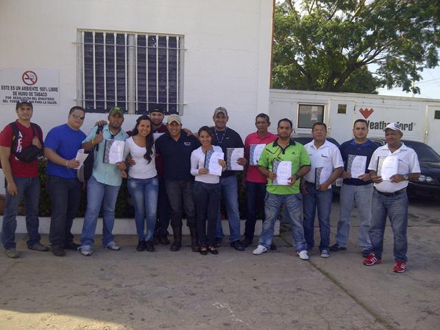 Primeros Auxilios Intermedio (WEATHERFORD)