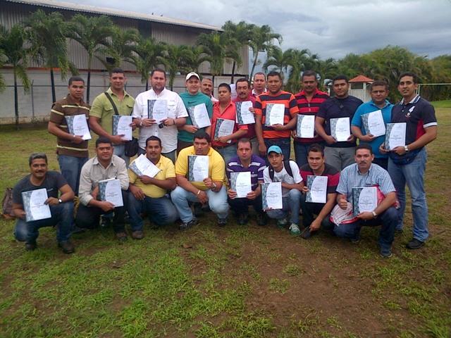 Certificación Internacional para trabajo con H2S (WEATHERFORD)