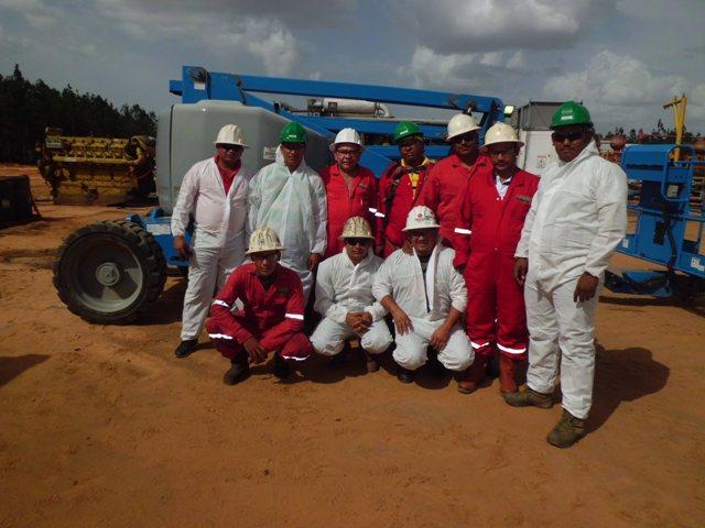 Certificación Operadores de Cestas Elevadoras (WEATHERFORD DRILLING)