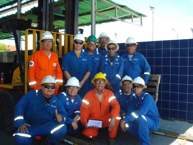 Certificación Operadores de Montacargas (BAKER HUGHES)