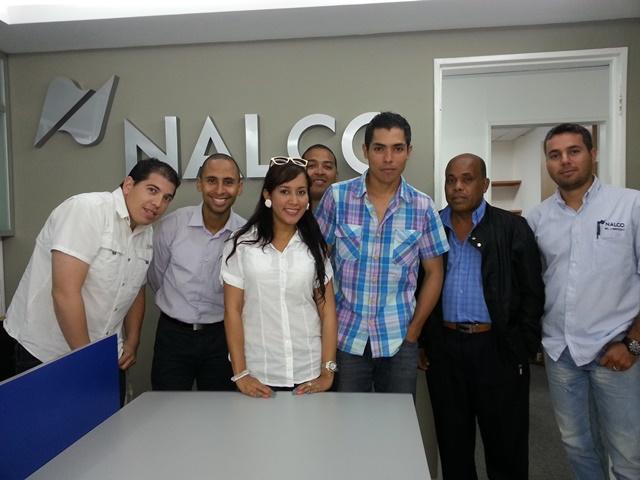 Sistema de Permisos de Trabajo (NALCO) Pto. La Cruz