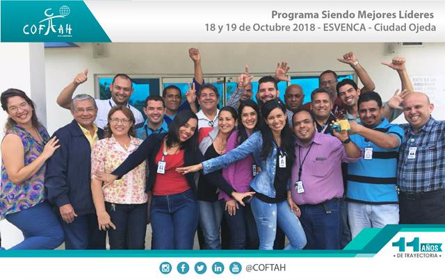 Programa Siendo Mejores Líderes (ESVENCA) Ciudad Ojeda