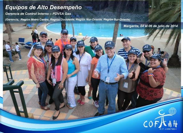 Equipos de Alto Desempeño (PDVSA GAS) Isla de Margarita