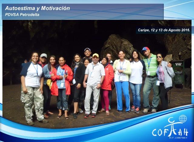 Autoestima y Motivación (PDVSA Petrodelta) Caripe
