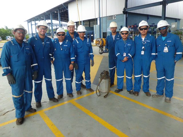 Certificación Operadores de Grúas Puentes (SCHLUMBERGER) Maturin
