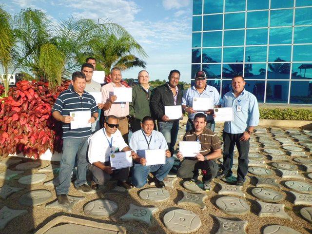 Certificación Integral SIAHO Módulo C (ESVENCA) Maturin