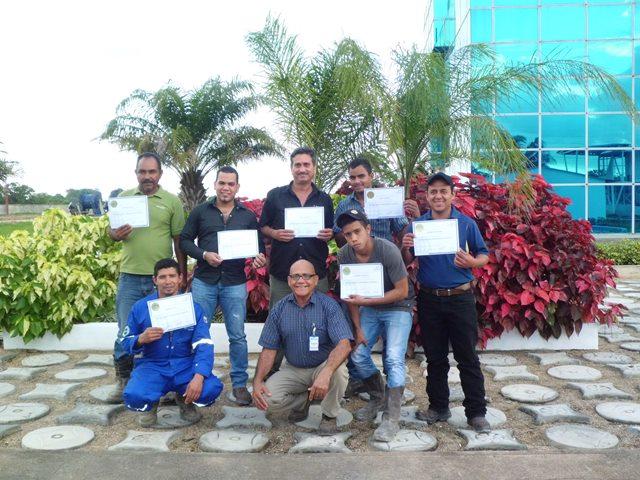 Certificación Operadores de Grúas Puentes (ESVENCA) Maturín