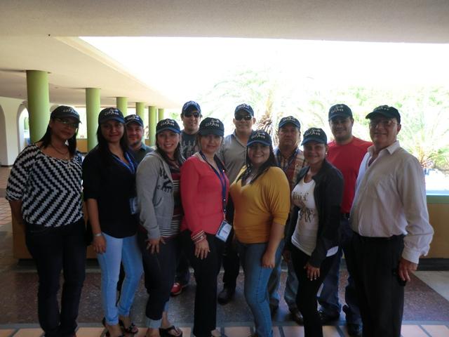 Técnicas Avanzadas para Presentaciones Gerenciales Efectivas (PDVSA) Isla Margarita