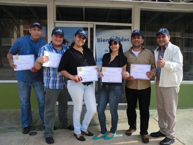 Control de Proyectos (PDVSA) Isla Margarita