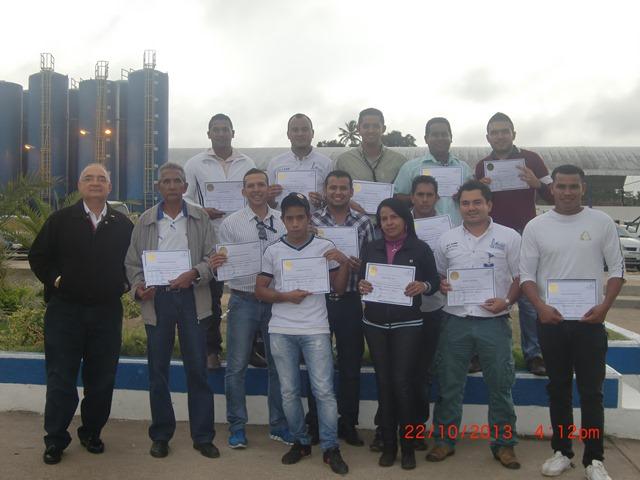 Certificación Integral SIAHO Módulo B (ESVENCA) Maturín