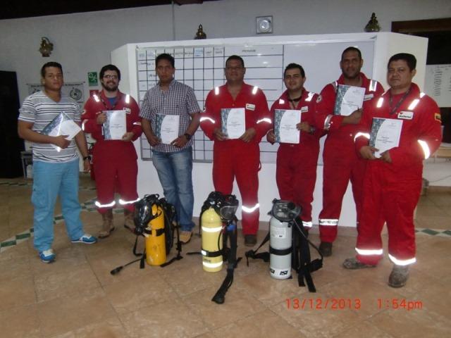 Certificación en Seguridad con el Sulfuro de Hidrogeno (WEATHERFORD) Maturín