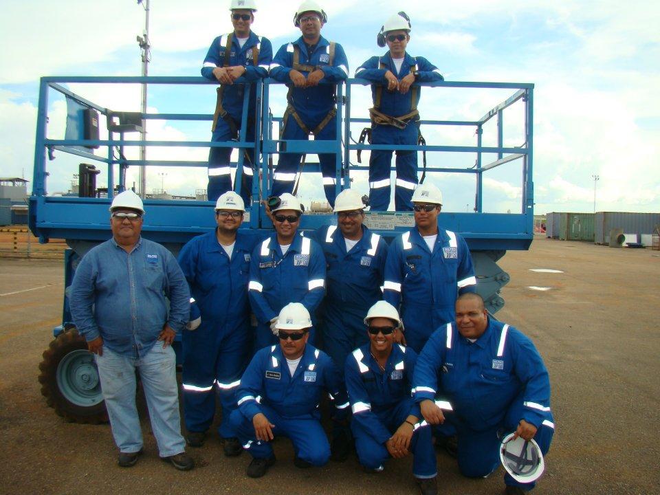Certificación de Operadores de Cestas Elevadoras Autopropulsadas - WILPRO 3