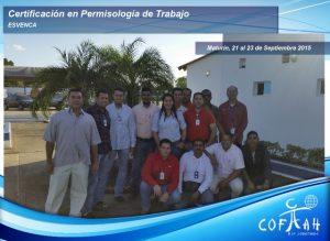 Certificación en Permisología de Trabajo (ESVENCA) Maturín