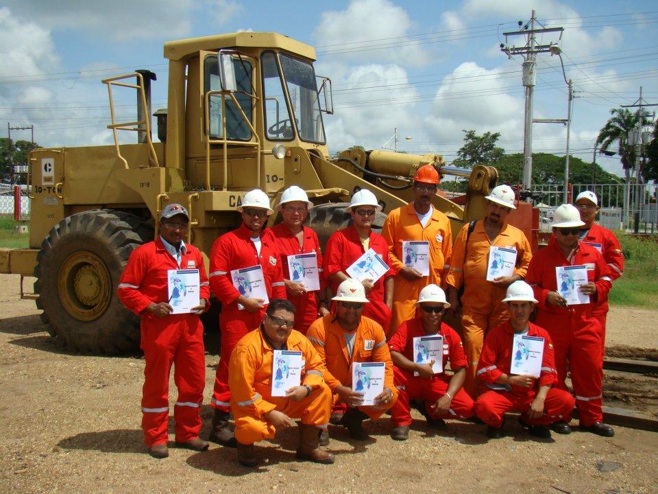Certificacion de Operadores de Montacargas - PRECISION DRILLING