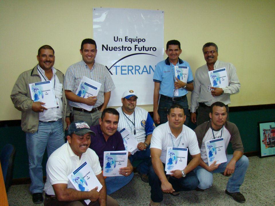 Certificacion en Sistema de Permisos de Trabajo - EXTERRAN