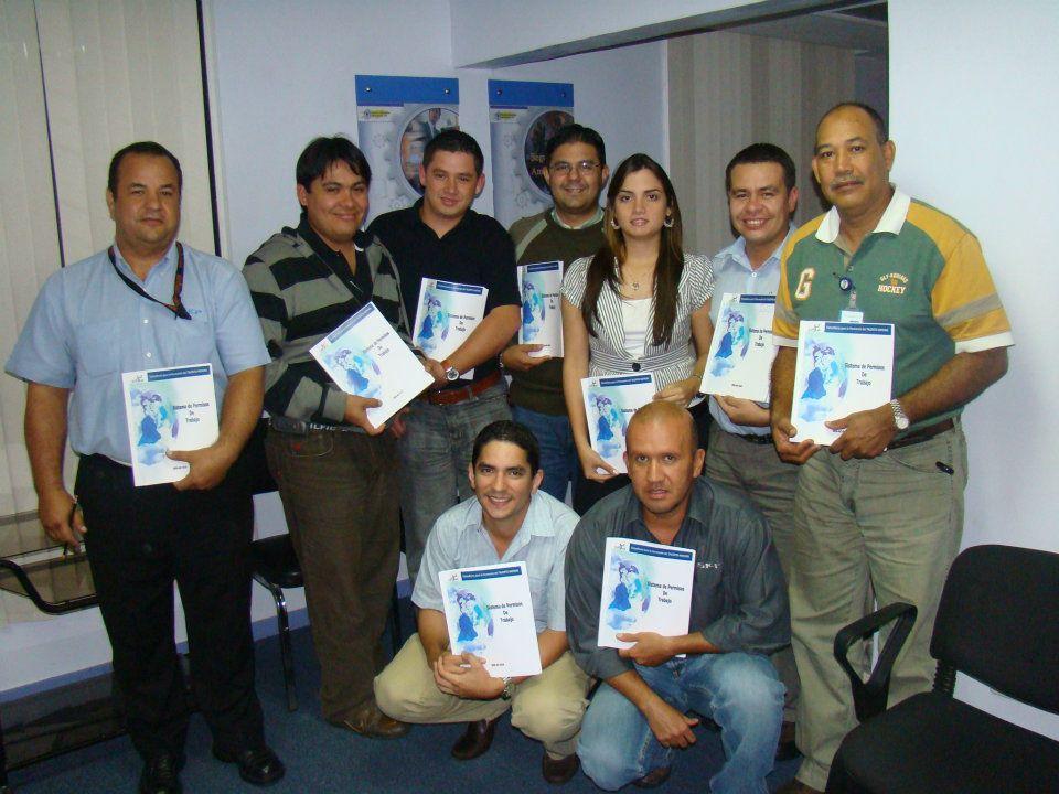Certificacion en Sistema de Permisos de Trabajo - SKF