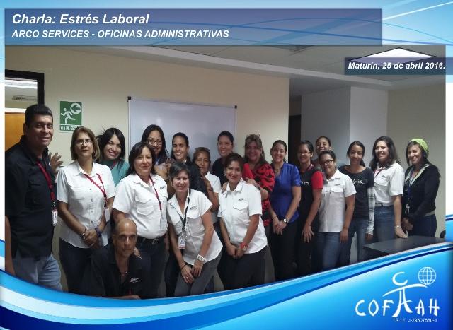 Estrés Laboral (ARCO Services) Maturín