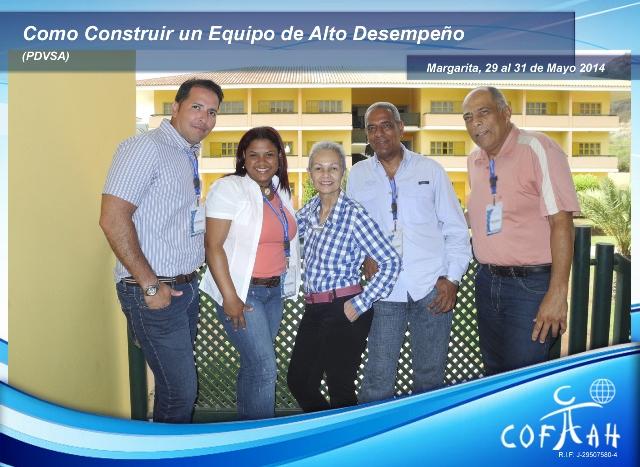 Como Construir un Equipo de Alto Desempeño (PDVSA) Isla de Margarita