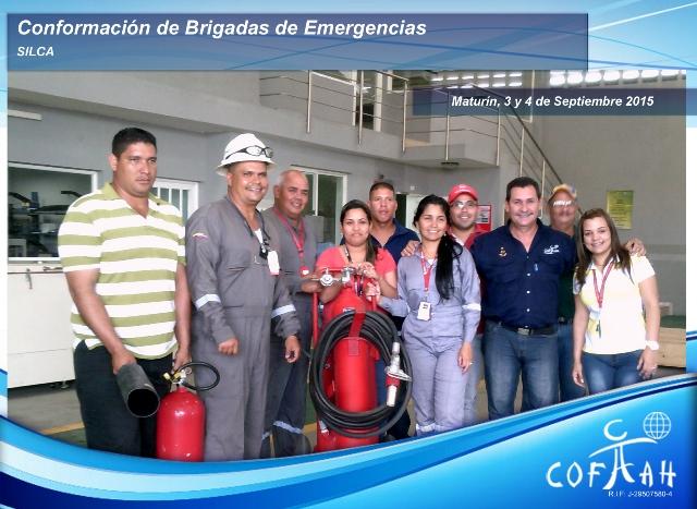 Conformación de Brigadas de Emergencias (SILCA) Maturín