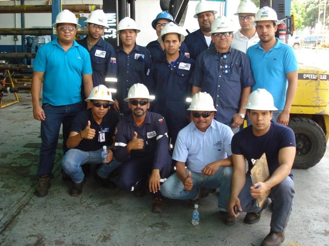 Certificación Operadores de Montacargas (BAKER HUGHES) Anaco