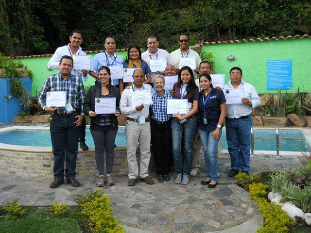 """Programa RETHO """"Crecimiento y Desarrollo Personal"""" (PDVSA Petrodelta) Caripe"""